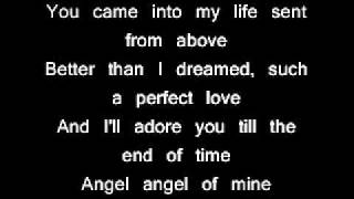MYMP;angel of mine.