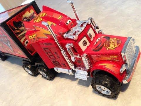 Cars 2 Mack Truck 2013