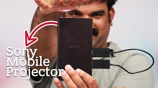 Sony Mobile Projector MP-CD1-  Malayalam Review