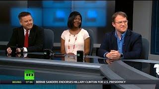 Rumble - The GOP Platform Is Like Sarah Palin On Acid