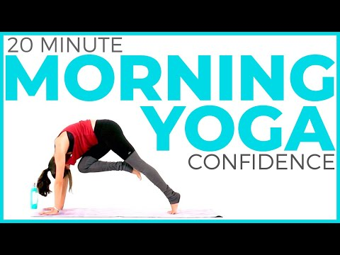 Xxx Mp4 20 Minute Energizing Morning Yoga For Posture Confidence 3gp Sex
