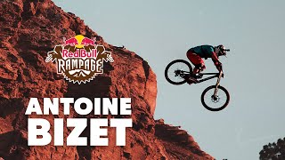 Antoine Bizet's POV People's Choice Run | Red Bull Rampage