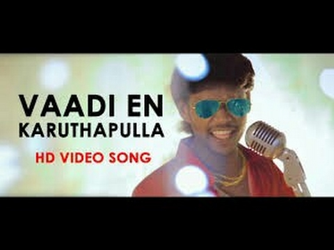 Vadi en karutha pulla song by tamil talking tom and Angelia