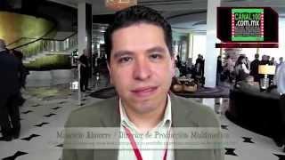 Mauricio Alatorre / Director de Producción Multimedios