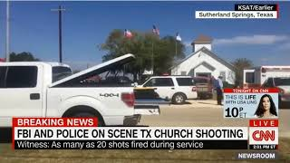 "LATEST UPDATE""ON TEXAS BAPTIST CHURCH MASS SHOOTING."