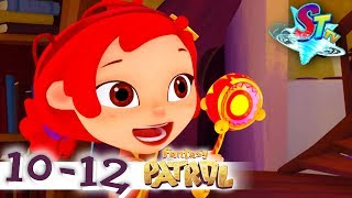 Fantasy Patrol - Full episodes collection (10-12) animated series - Super ToonsTV