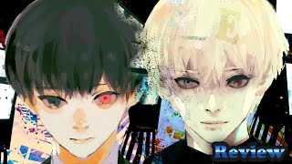 Tokyo Ghoul √A Season 2 Episode 12 Anime Finale Review - Season 3 :Re Incoming 東京喰種-トーキョーグール