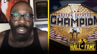 Booker T Reacts to New WWE United States Championship
