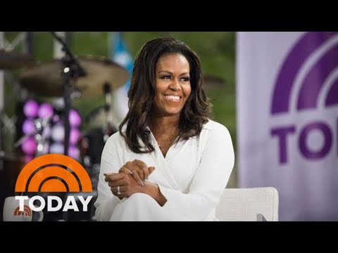 Xxx Mp4 Inside TODAY's International Day Of The Girl Celebration With Michelle Obama TODAY 3gp Sex