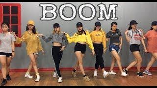Tiësto & Sevenn - BOOM (Dance Cover)   Choreography Jane Kim @VIVADanceStudio