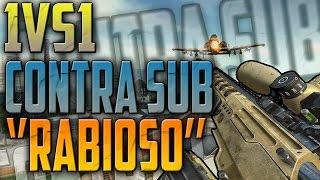 1vs1 - Contra sub ''Rabioso'' || Daviidd97HD