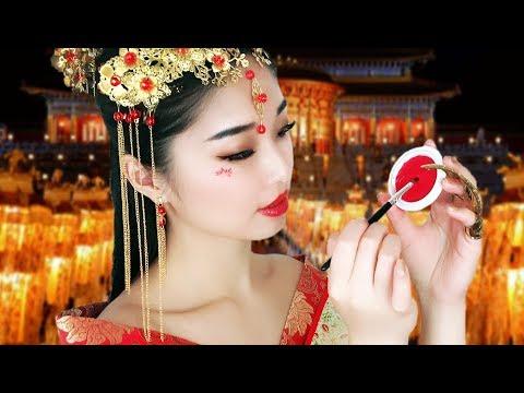 Xxx Mp4 ASMR Chinese Princess Does Your Peach Blossom Makeup 3gp Sex