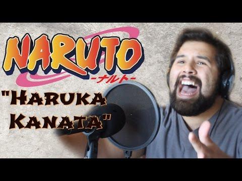 English Haruka Kanata Naruto Cover By Caleb Hyles