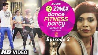 Zoom ZUMBA Dance Fitness Party Season 2 - Ep 02| Pallavi Sharda, Ranveer Brar, Sucheta Pal |T-series