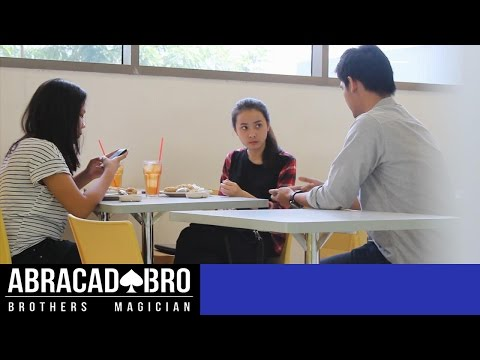 Cara Kenalan dan Merayu Cewek MODUS. Trik Sulap Sederhana abracadaBRO Magic Prank Indonesia