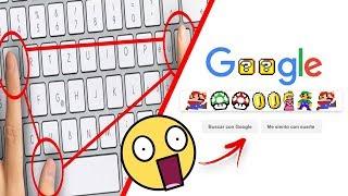 10 Trucos de Google que debes probar YA