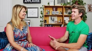 """""""The Justin Root Show""""- Lisa Whelchel Interview (""""The Facts of Life""""/ """"Survivor"""")"""