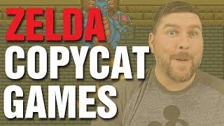 Zelda Copycat Games   MichaelBtheGameGenie