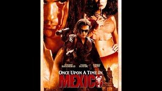 Once upon a time in mexico OST