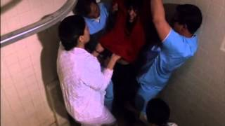 Dancing In The Dark (1995) forced to strip in mental facility