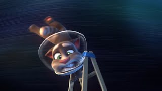 Talking Tom Shorts ep.28 - Tangled in Space (Planet Hop)
