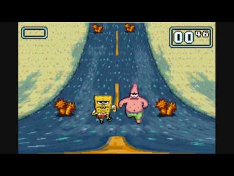 Spongebob Squarepants the Movie World 6 Hasselhoff s Bikini