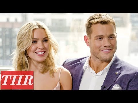 The Bachelor Colton Underwood & Cassie Randolph Open Up About Their Relationship THR