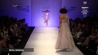 Payal Singhal - FDCI Presents Amazon India Fashion Week AW'15