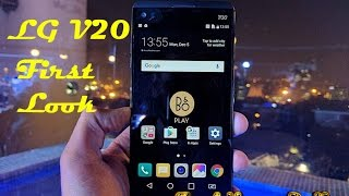 LG V20 India First Look | TechNews Daily