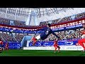 PES | FRANCE vs PERU | FIFA World Cup 2018 | Lemar Amazing Goal | Gameplay PC