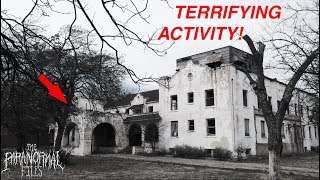 👻we WERE NOT ALONE in this ABANDONED HOTEL [HAUNTED!!!] (Paranormal Ghost Hunt Documentary HD 2018)👻