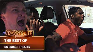 The Best of No Budget Theater | Big Ten Football | Sports Lite