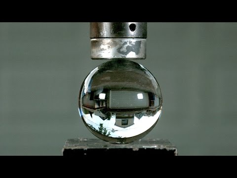 Crushing Crystal Balls with Hydraulic Press - in 4K Slow Motion (S1 E6) - YouTube Alternative Videos Watch & Download