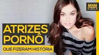 Top 10 Atrizes pornô que fizeram história
