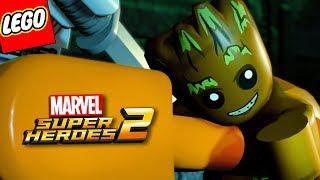 LEGO Marvel Super Heroes 2 PT BR #14 - TIME STARLORD CONTRA OS KREES (DUBLADO EM PORTUGUÊS HAGAZO)