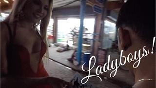 Thailand trip 2017| Vlog_006 Koh Tao Ladyboys and barracuda fish! 100% GoPro 5