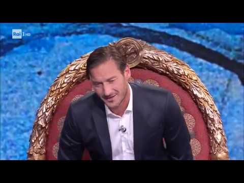L'Ottavo Re di Roma ed i suoi goal più belli - Che tempo che fa 23/09/2018