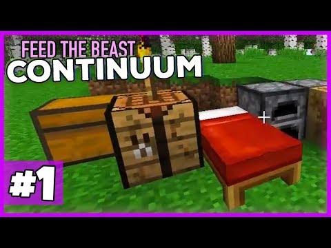 Xxx Mp4 Das Neue HARDCORE Techpack Von Feed The Beast Minecraft 1 12 FTB Continuum Expert Pack 01 3gp Sex