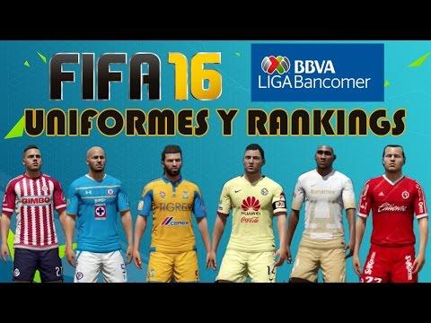 Xxx Mp4 FIFA 16 Liga MX Uniformes Y Rankings 3gp Sex