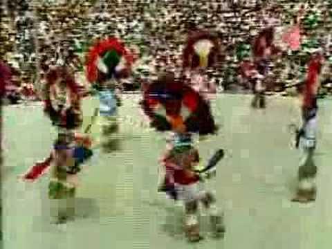 danza de la pluma cuilapam 5