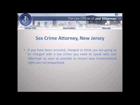 New Jersey  Sex Crime Attorney -- Joel Silberman