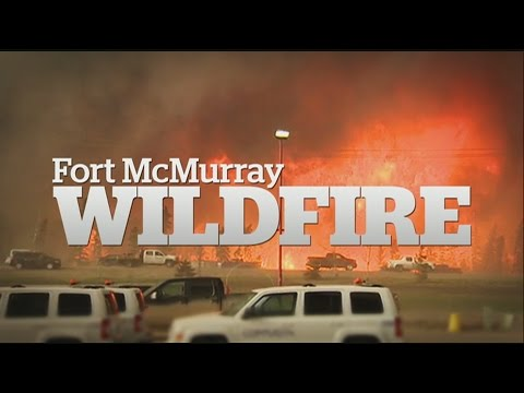 CBC News Edmonton Fort McMurray wildfire special May 4 2016