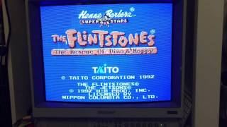 Nintendo Famicom console (Japanese JPN NES) composite AV modded