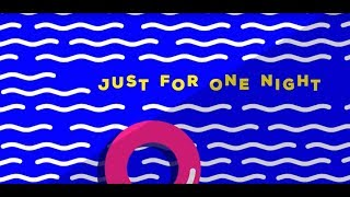 Blonde - Just For One Night feat. Astrid S (Official Lyric Video)