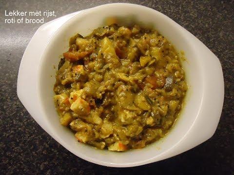 Aubergine á la Sieta (vegetarisch)