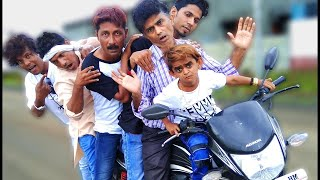 छोटू मालामाल   CHOTU MALAMAAL   Khandesh Hindi Comedy   Chotu Comedy Video