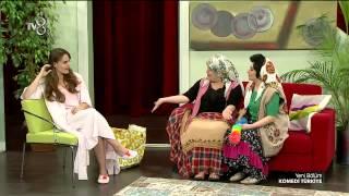 Komedi Türkiye - Tuğçe Karabayır'ın Evlat Checkpoint Skeci (1.Sezon 11.Bölüm)
