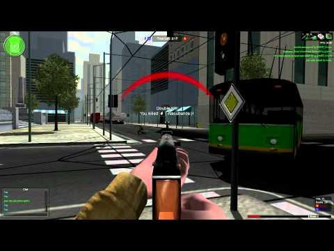 Red Crucible Frankfurt Attack & Defend Segment 1