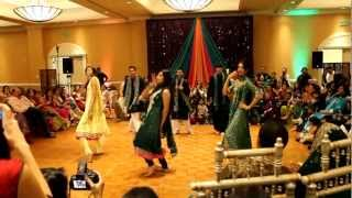 Zeshan & Amber's Mendhi--Guy/Girl Dance