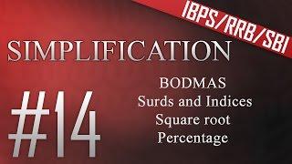 Simplification Tricks  (IBPS\RRB\SBI)